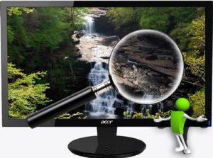 Как проверить дисплей на битые пиксели