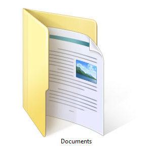 Как открыть папку Windows Мои документы или Документы