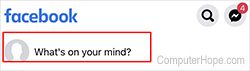 Facebook, что у тебя на уме