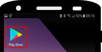 Значок Google Play Store